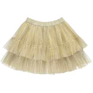 MarMar - Dancer Tutu / Ballerina Skirt, Gold