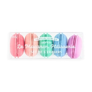 OOLY - Le Macaron - Scented Erasers
