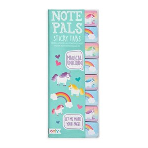 OOLY - Note Pals - Magical Unicorns