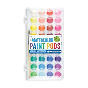 OOLY - Lil' Watercolor Paint Pods