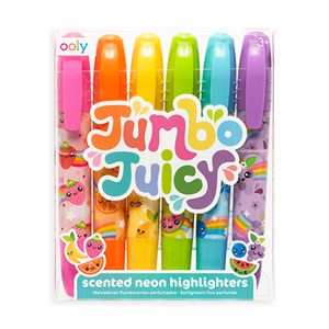 OOLY - Jumbo Juicy Scented Highlighters