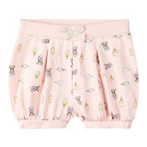 Name it - Daisy Ange Shorts, Strawberry Cream
