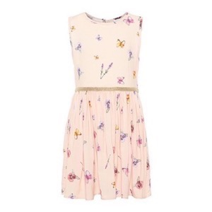 Name it - Jemille SL Dress, Strawberry Cream