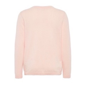 Name it - Vindi Strikcardigan, Strawberry Cream