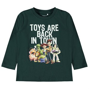 Name it - ToyStory Josiah T-shirt LS, Green Gables
