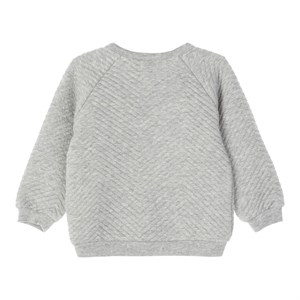 Name It - Molemi Sweat LS, Grey Melange