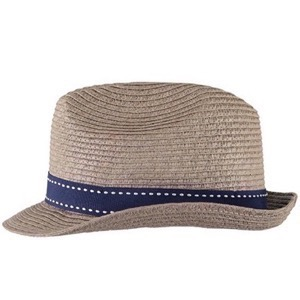 Name It - Havio Straw Hat, Silver Mink