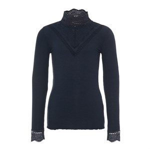 Name it - Darilla Slim Top LS, Dark Sapphire