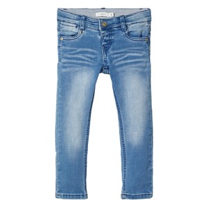 Name It - Silas Jeans, Medium Blue Denim