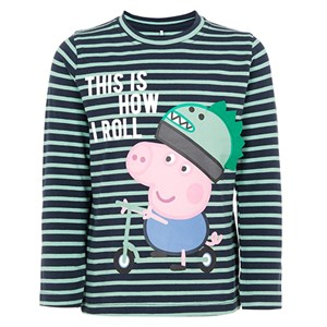 Name it - Peppa Pig Sinus T-shirt LS, Feldspar