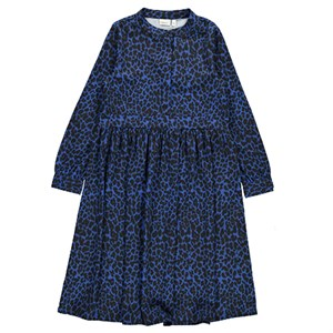 Name it - Notti LS Long Dress, Strong Blue