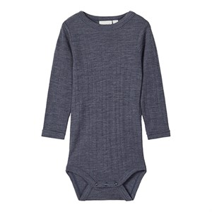 Name It - Wang Wool Needle Body, Ombre Blue
