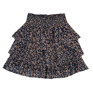 Name It - Omana Skirt, Dark Sapphire