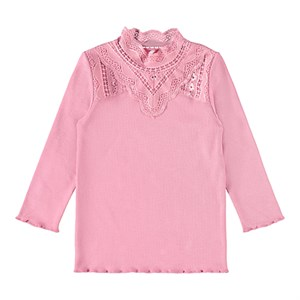 Name It - Ocille Top LS, Wild Rose