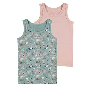 Name It - Tank Top 2 Pack, Pale Mauve
