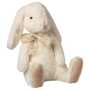 Maileg - Fluffy Bunny X-Large, Hvid