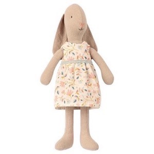 Maileg - Bunny Size 1, Flower Dress