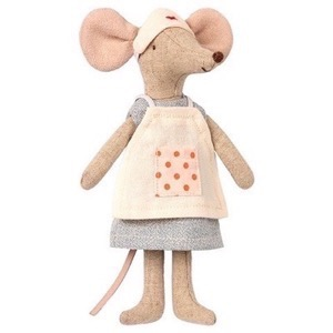 Maileg - Nurse Mouse, Mor