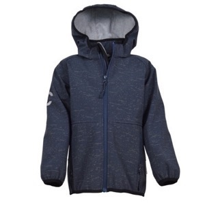 Mikk-Line - Soft Shell Reflex Boys Jacket, Blue Knights