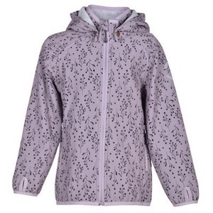 Mikk-Line - Soft Shell Girls Jacket, Dusty Quail