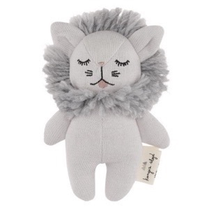 Konges Sløjd -  Mini Lion - Grey Melange
