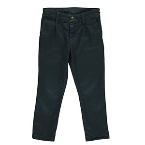 MarMar - Primo L Chino Twill Pants, Oily Blue