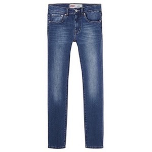 Levi's Kids - Boys 510 Skinny Blue Medium, Indigo