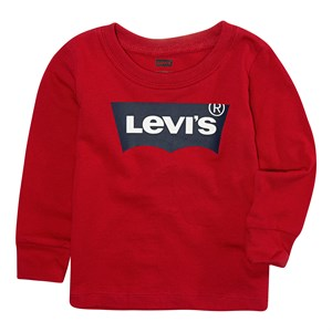 Levi's Kids - Boys Batwing T-shirt LS, Levi's Red