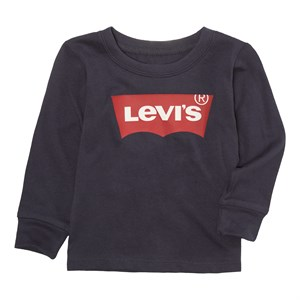 Levi's Kids - Boys Batwing T-shirt LS, Dress Blues