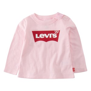 Levi's Kids - Girls Batwing T-shirt SS, Pink Lady