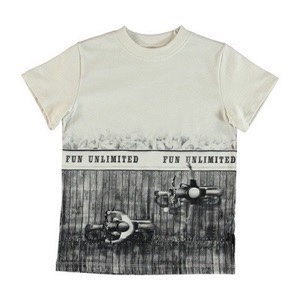 Molo - Road T-shirt SS, Fun Unlimited