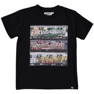Molo - Road T-shirt SS, Subway Graffiti