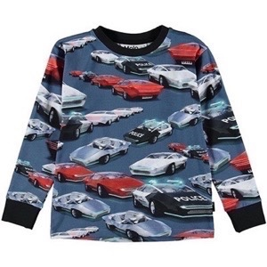 Molo - Rai Bluse LS, Self-Driving Cars