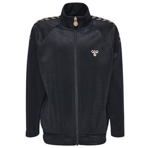 Hummel - Alberta Zip Jacket, Dark Navy