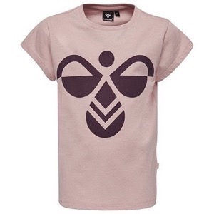 Hummel - Kira T-shirt, Mellow Rose