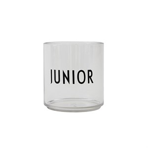 Design Letters - Kids Personlige Drikkeglas JUNIOR – Special Edition