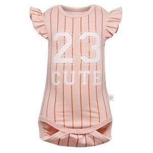 Hummel - Frannie Body SS, Strawberry Cream