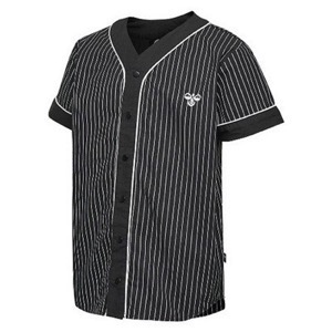 Hummel - Marcellus Shirt SS, Black