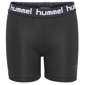 Hummel - Tona Tight Shorts, Black