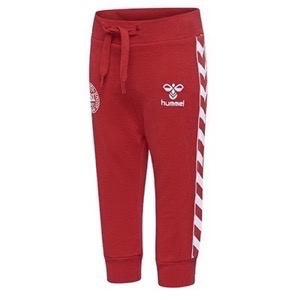 Hummel - DBU Fan Power Pants - Tango Red