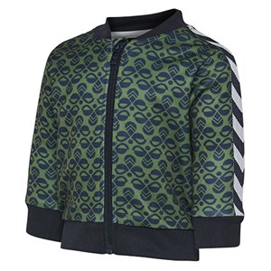 Hummel - Turbo Zip Jacket, Willow Bough