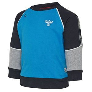Hummel - Ready Sweatshirt, Diva blue