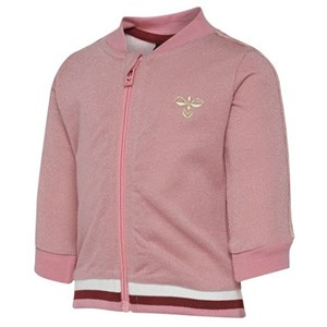 Hummel - Flamingo Zip Jacket, Flamingo Pink