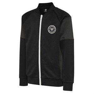 Hummel - Rey Zip Jacket, Black