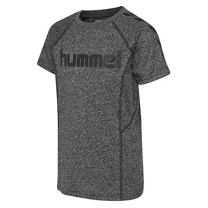 Hummel - Pitter T-shirt SS, Black