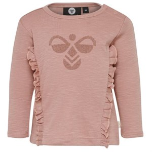 Hummel  - Berit T-shirt LS, Ash Rose