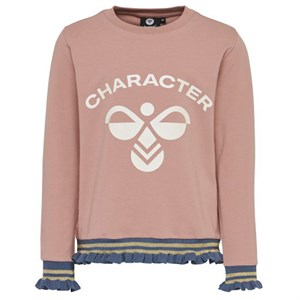 Hummel - Bette T-shirt LS, Ash Rose