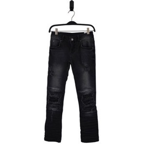 HOUNd - XTRA SLIM Jeans, Trashed Black