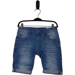 HOUNd - Straight Shorts, Light Used Denim