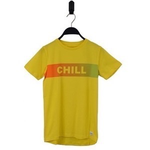 HOUNd - Boys Chill T-shirt SS, Yellow